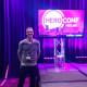 Vantage team member, Kevin Clark, at HeroConf 2015 by PPC hero