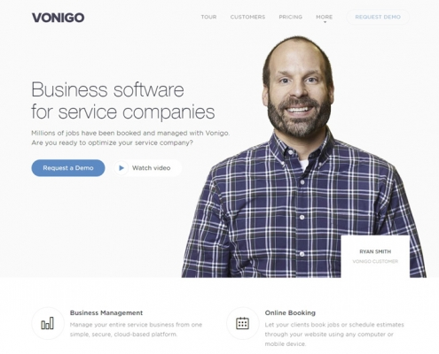 Vonigo PPC Tracking & CRM Integration Case Study